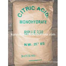 Monóxido de ácido cítrico com alta qualidade