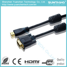 2016 OEM New 15pin Male to Male VGA Cable