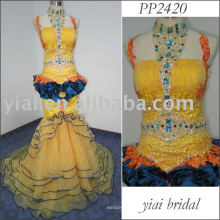 2011 free shipping high quality arabic party dress 2011 PP2420
