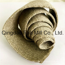 40mm / 50mm Renewable 100% Lin Herringbone Webbing