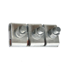 Silver Jbtl-Q Type Welding Parallel Groove Clamps