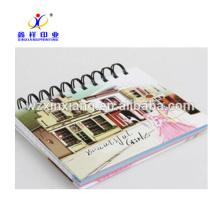 Cuaderno de tapa dura al por mayor del cuaderno de la imagen linda de 14.8cm * 21cm a5