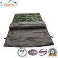 Sac de couchage à enveloppe vendant pour le camping pour deux personnes