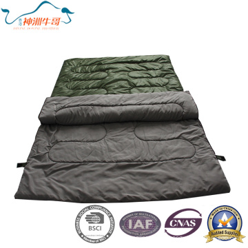 Hot Selling Envelope Sleeping Bag for Camping for Two Person