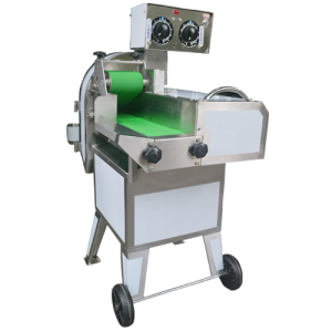 Leafy Vegetable Cutting Machine DC