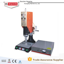 01 HX-1526 2600W Máquina de solda de adaptador de plástico Uitrasonic