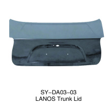 Trunk Lid For Daewoo Lanos