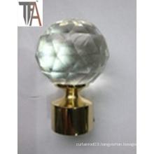 Aluminium Crystal Curtain Cap (TF 1680)