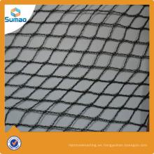 Red promocional superior de la tela de malla del HDPE del precio promocional para el pájaro contra