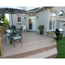 Park Wood Deck Railing WPC Railing Boards