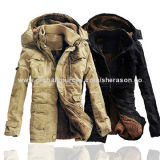 2015 top-selling high-quality men's winter coats, windproofNew