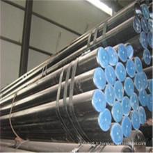 Tuyaux de ligne en acier sans soudure de carbone fabricants API ligne tuyau alibaba API-5L TUYAU DE TUYAU D'HUILE ET TUBE