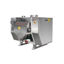 Compact Design Short Length Powder Coatings Drum Cooler