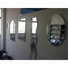 Espelhos grandes e longos, espelhos diários, grandes espelhos de parede para edifícios