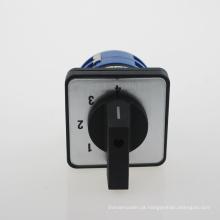 Lw28-32A (0-1-2-3-4) 5 Interruptor de comutação de chave de fase 32A 440V Rotary Cam
