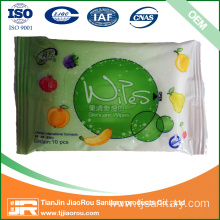 High Quality for Baby Wet Wipes Skin Care wet wipes supply to Cambodia Wholesale