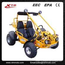 Chine sécurité automatique CVT 150cc Go Kart moteur avec marche arrière