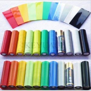 Bunte Li-Ion 18650 Batterie Wrap Schlauch Kit