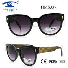 2016 New Arrival Best Design Classical Fashion Sunglasses (HMS337)