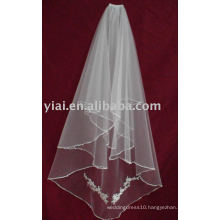 2013 Applique Tulle Wedding Veil V007