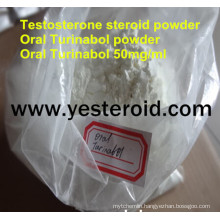 Oral Turinabol/ 4-Chlorodehydromethyltestosterone Muscle Growth Building