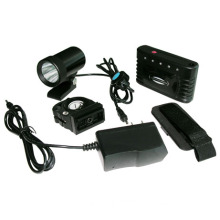 EXLIGHT 7.4V 700mA SUPER BRIGHT LED LIGHTING+ 7.4V 4Ah Li-Polymer battery pack + smart charger