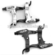 Bicycle brake handle Aluminum lever FR5 Aluminum alloy BB5 V-brake disc brake bike brake handle Black Silver