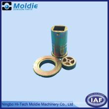 Несколько компонентов цинка и алюминия заливки формы
