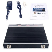 High Power GSM Long Repeater, 900 1800 2100 2g / 3G / 4G Handy Signal Booster / Repeater