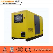 2015 new design 50hz 10kw silent generator diesel power