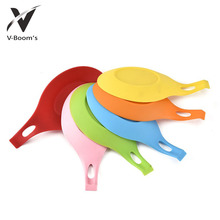 Silicone Spoon Rest For Kitchen Utensils Gadgets