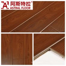 German Tech 12mm Thickness High Gloss Surface Laminate Flooring (AM6609)