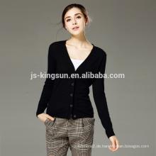 Fabrik Preis Beste Qualität Frauen 100% Merino Wolle Pullover pullover