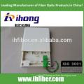 FTTH 86 optical faceplate /optical socket panel-new design G type