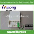 FTTH 86 placa frontal óptica / painel soquete óptico-novo design tipo G