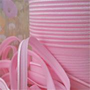 elastic piping tape for underwear skirt garment