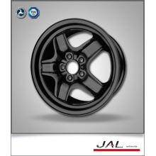 Popular Design High Quality Steel Rim 6.5x16 Car Wheels with 5 Vent Hole