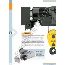 Polipasto eléctrico de cable en grúa