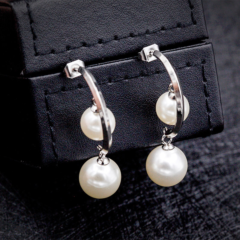 Fashion New Design Pearl Jewelry Set for Women