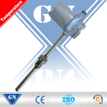 Threaded Connector Thermocouple (Thermal resistance) with Temperature Transmitter (CX-WZ/R)