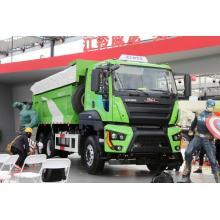 Caminhão basculante para despejo de lodo JMC 6X4