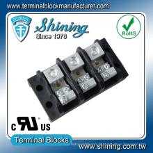 TGP-050-03JSC Distribution d'alimentation 50A 3 fils 3P Connecteur de borne