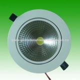 COB LED Ceiling Light, 10W, 720lm, 30,000 Hours, 3,000-6,000K
