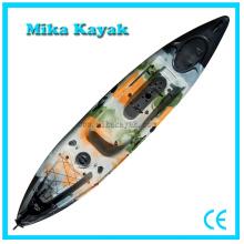 Canoa de pesca de caiaque de plástico para barcos à venda