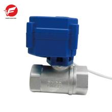 3-Wege-motorisierte automatische Kugelhydraulik-Ventilsteuerung