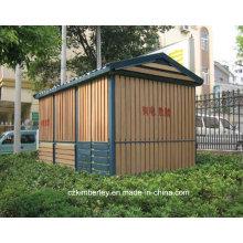 Экологически чистый дом WPC нового поколения
