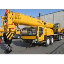 Camión grúa telescópica oficial de alta calidad 70ton