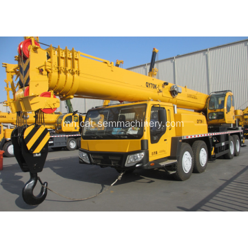 70tons Truck Crane Hot Sale With Best Price