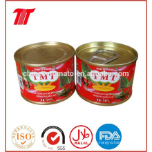 Double Concentrated Fine Tom Tomato Paste with Top Grade for Dubai