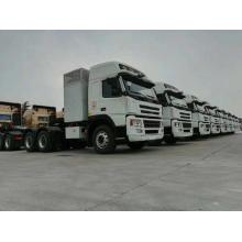 6X4 electric tractor truck for sale